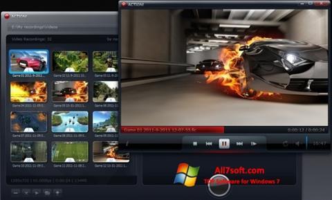 Skärmdump Action! för Windows 7